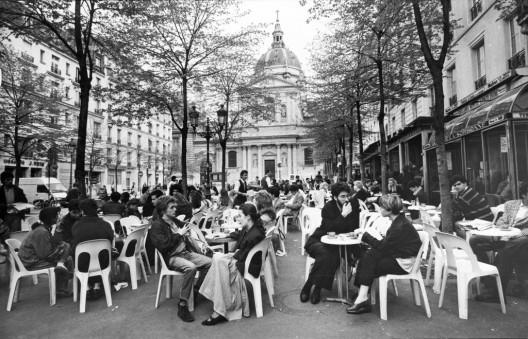 Plaza de la Sorbona