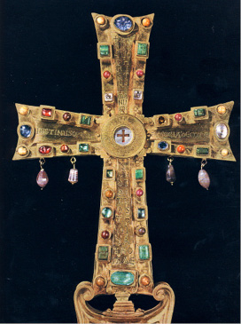 Cruz de Justino II