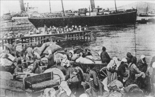 La Guerra Greco-Turca de 1919-1922