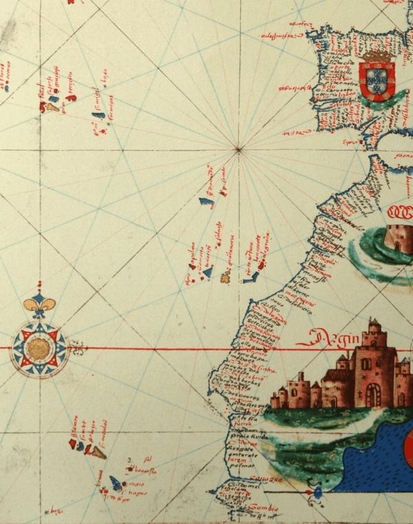 Primeras Cartografías Portuguesas