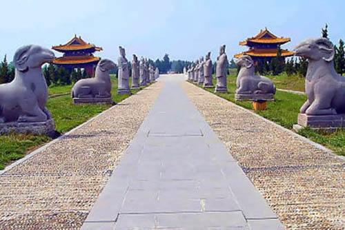 Tumba de Ming Xiao