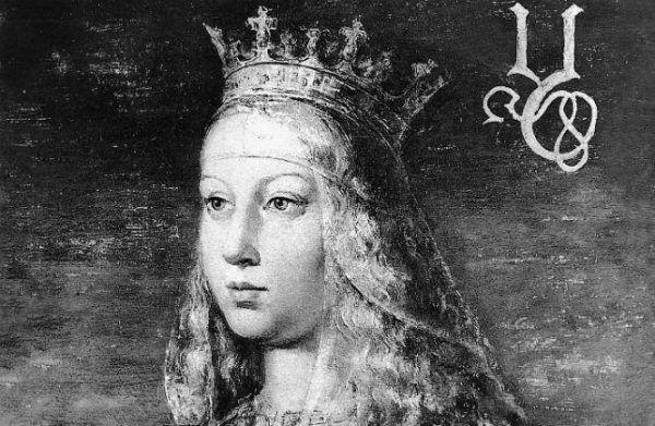 Isabel I de Castilla, más conocida como Isabel La Católica