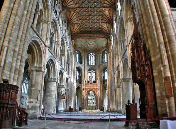 Abadía de Peterborough