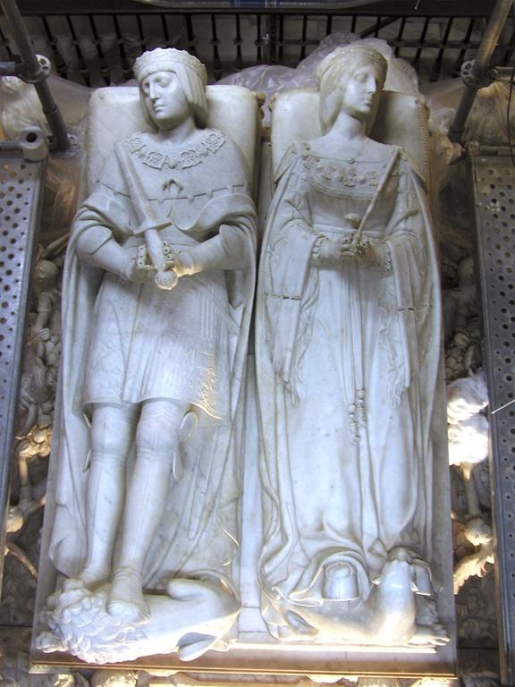 Juana I y Felipe
