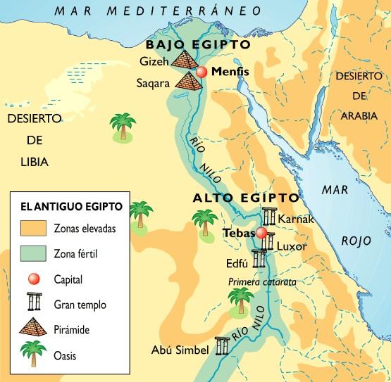 El Cairo era la ciudad fronteriza de los dos Estados