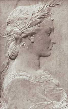 Olimpia de Macedonia, madre de Alejandro Magno