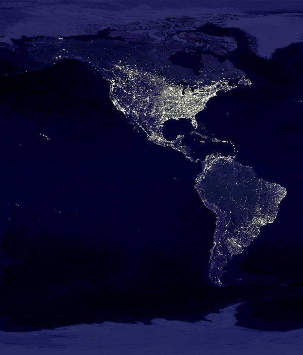 mapa-de-america-mapa-america-noche
