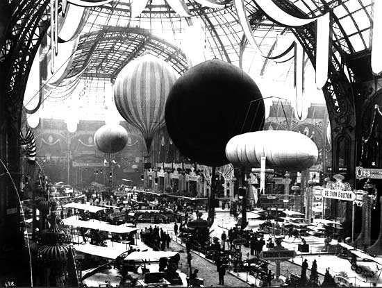 Exposición Universal del París 1900