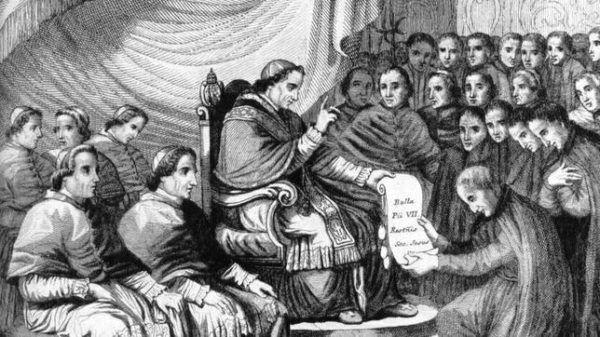 Los jesuitas celebran los 200 años de la restauración de la Compañía de Jesús