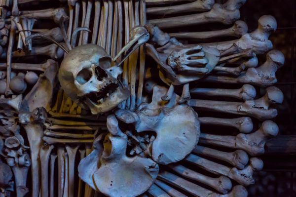 La peste negra de 1348