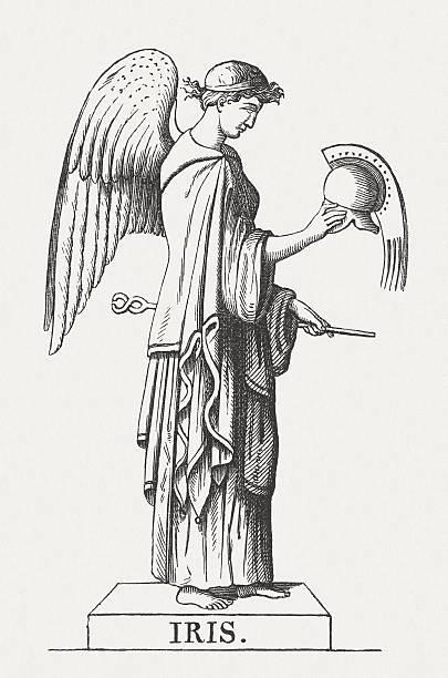 Diosas griegas romanas iris