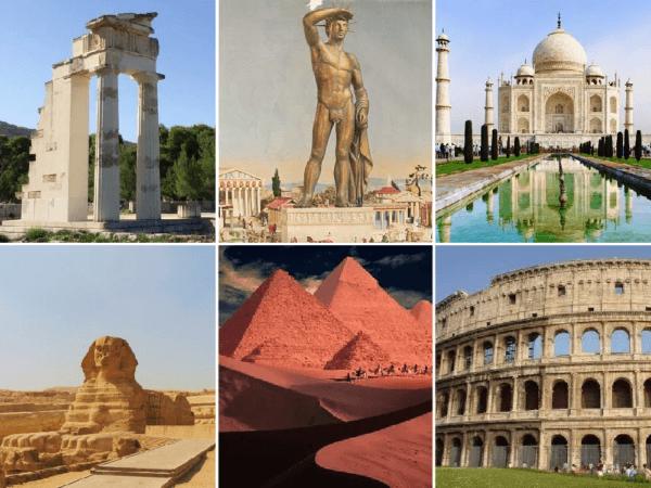 7 Maravillas Del Mundo Antiguo Y Del Mundo Moderno Sobrehistoria Com