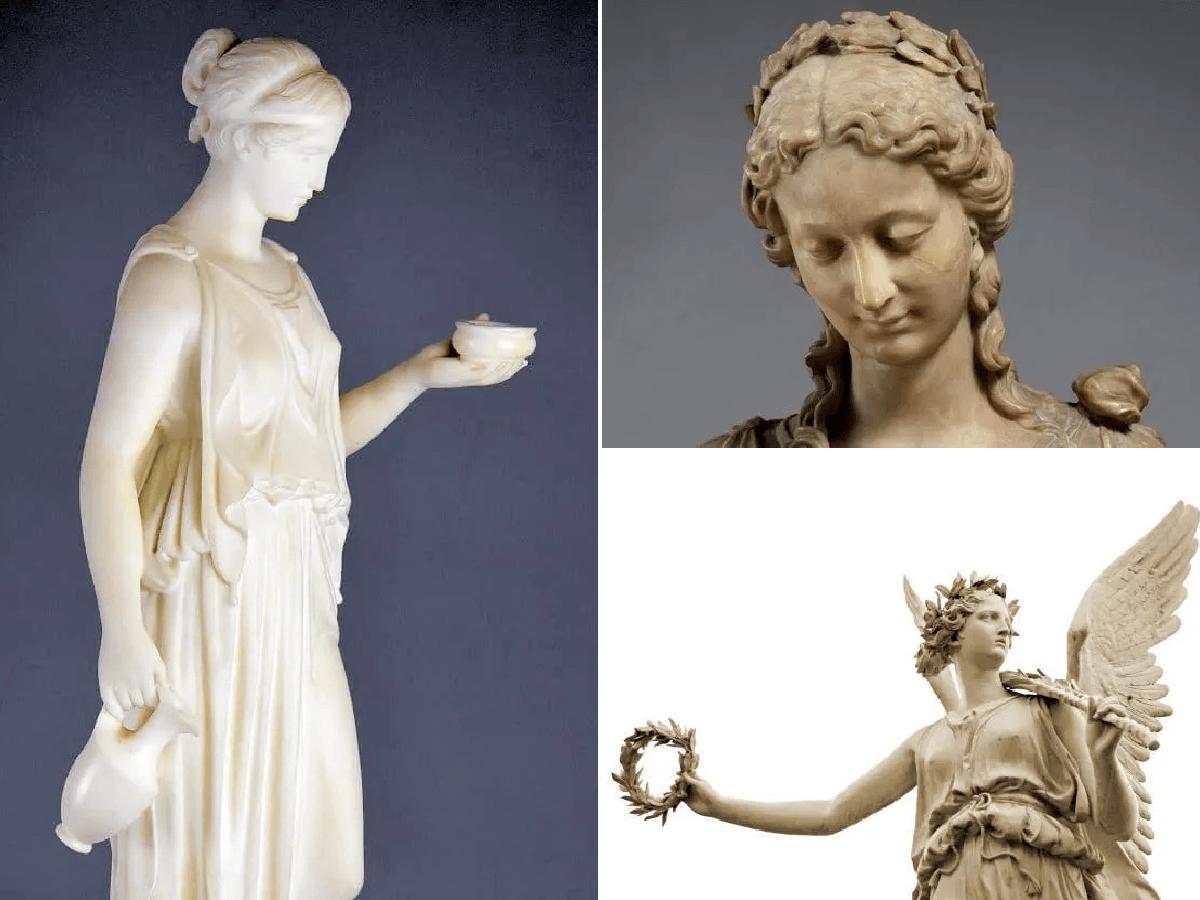 Nombres De Diosas Griegas Y Romanas Sobrehistoria Com