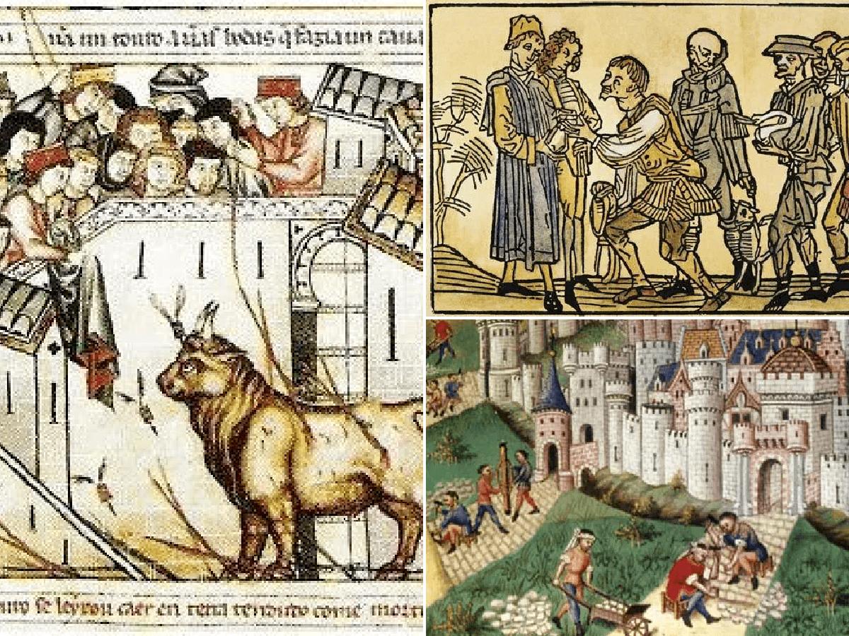 Edad Media Características Etapas Fin Sobrehistoria Com