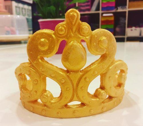 Corona de oro