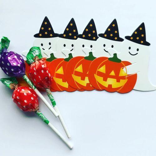 Caramelos Samhain-Halloween