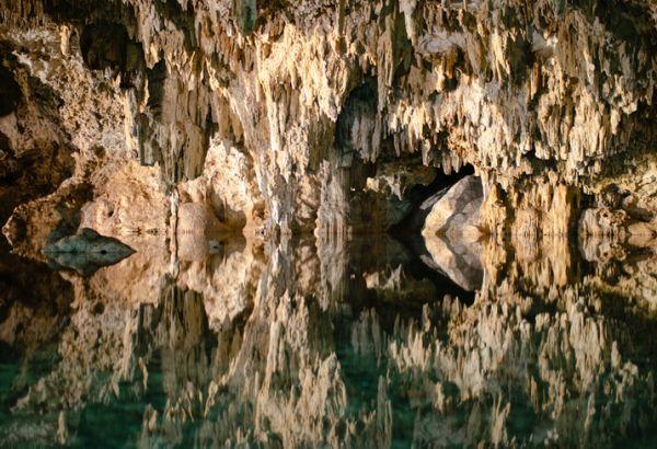 Cuevas subterráneas cenote Labnaha