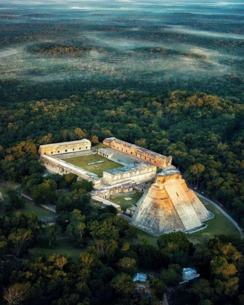 Pirámide Uxmal