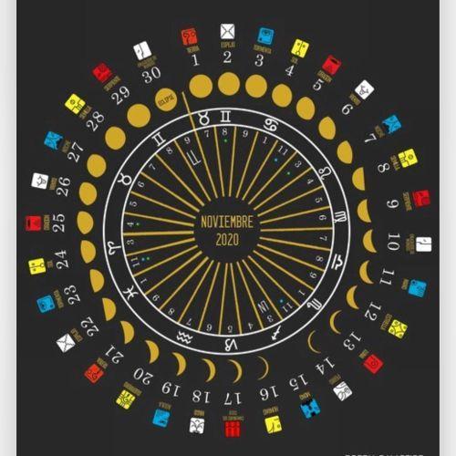 Noviembre en el calendario maya