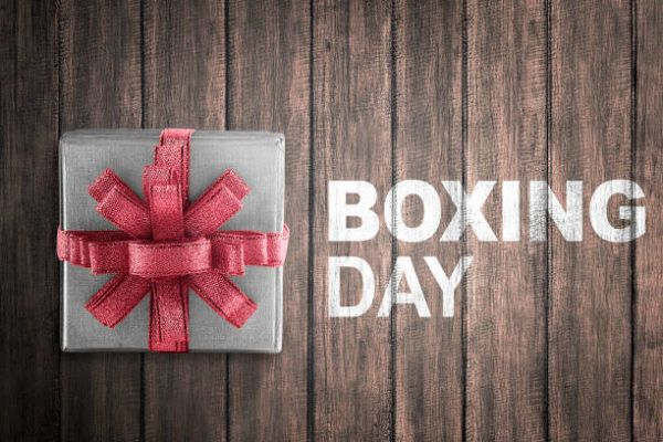 Que boxing day
