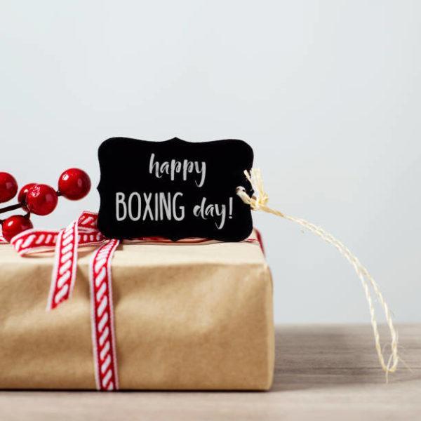 Que es boxing day que celebra
