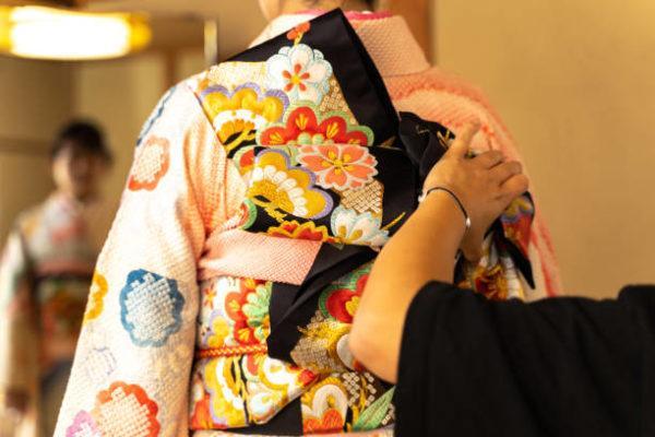 Que es seijin no hi kimono detalle