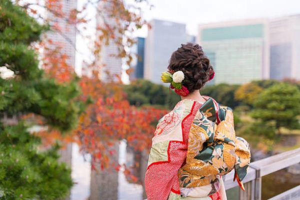 Que es seijin no hi kimono