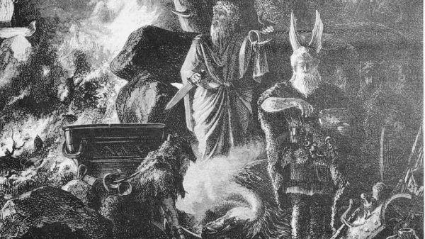 Que es yule y cuando se celebra fiesta pagana de origen vikingo origen