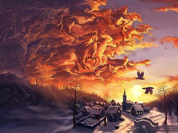 Que es yule y cuando se celebra fiesta pagana vikingo