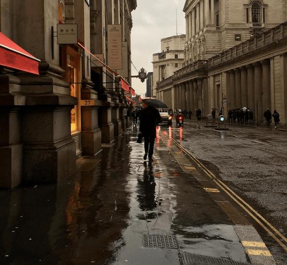 Blue Monday: qué es, origen y significado lluvia y tristeza