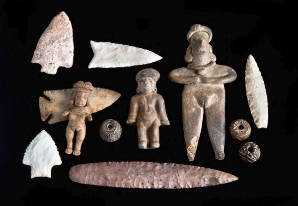Antigüedades precolombinas