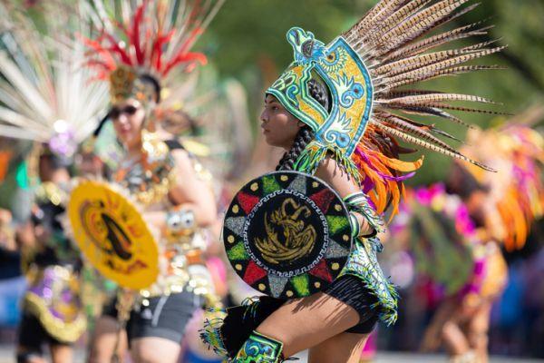 Fiesta azteca
