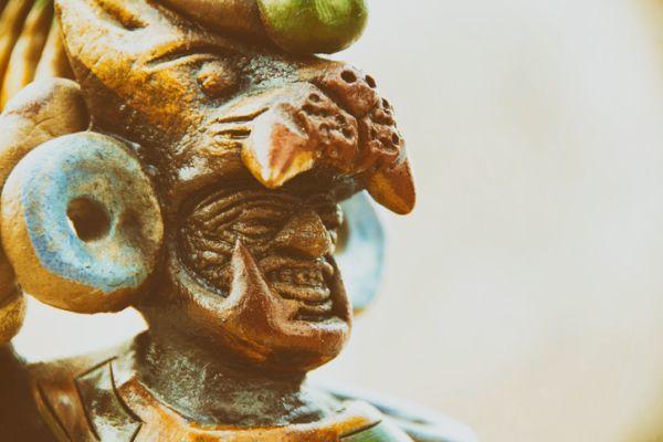 Cultura azteca guerrero