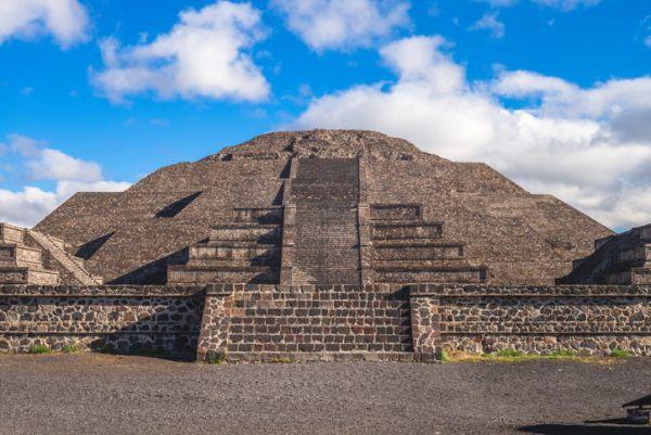 Pirámide Teotihuacan