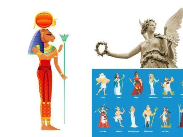 Diosa griega más poderosa