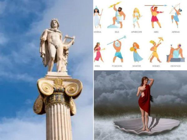 Dioses Olímpicos