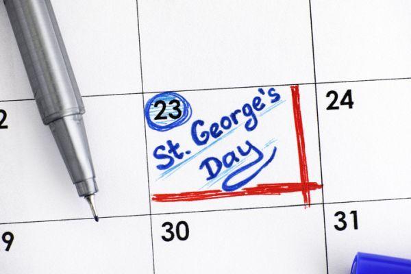 Calendario Sant Jordi
