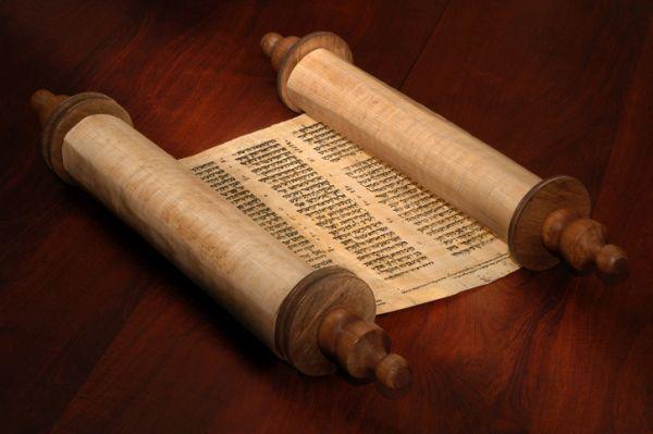Biblia pergamino