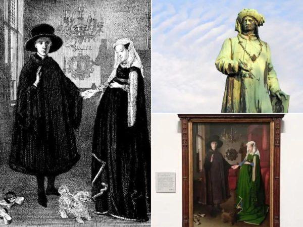 Van Eyck y el Matrimonio Arnolfini