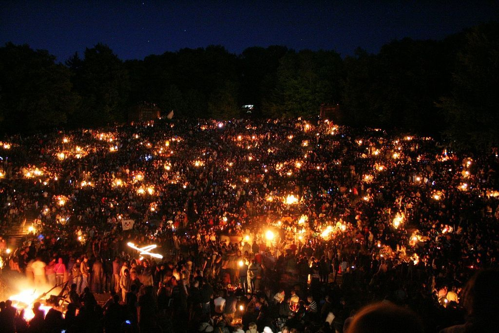 Cuándo se celebra la noche de Walpurgis 2021