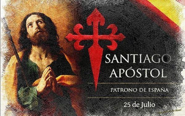 Santiago Apóstol patrón de España