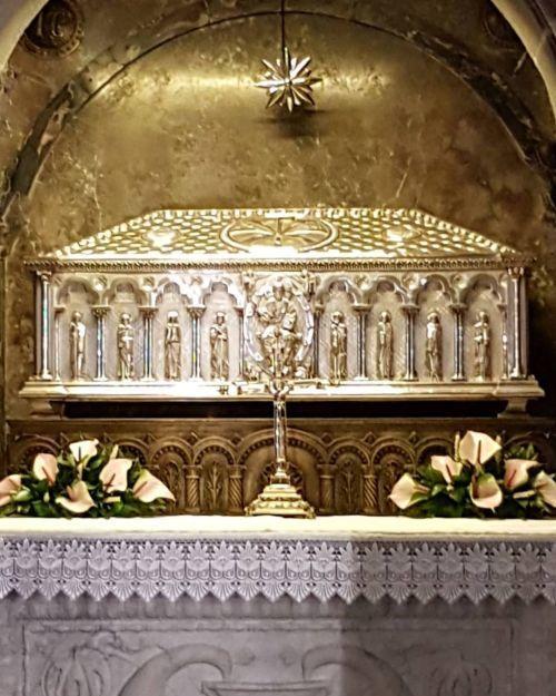Tumba d Santiago Apóstol