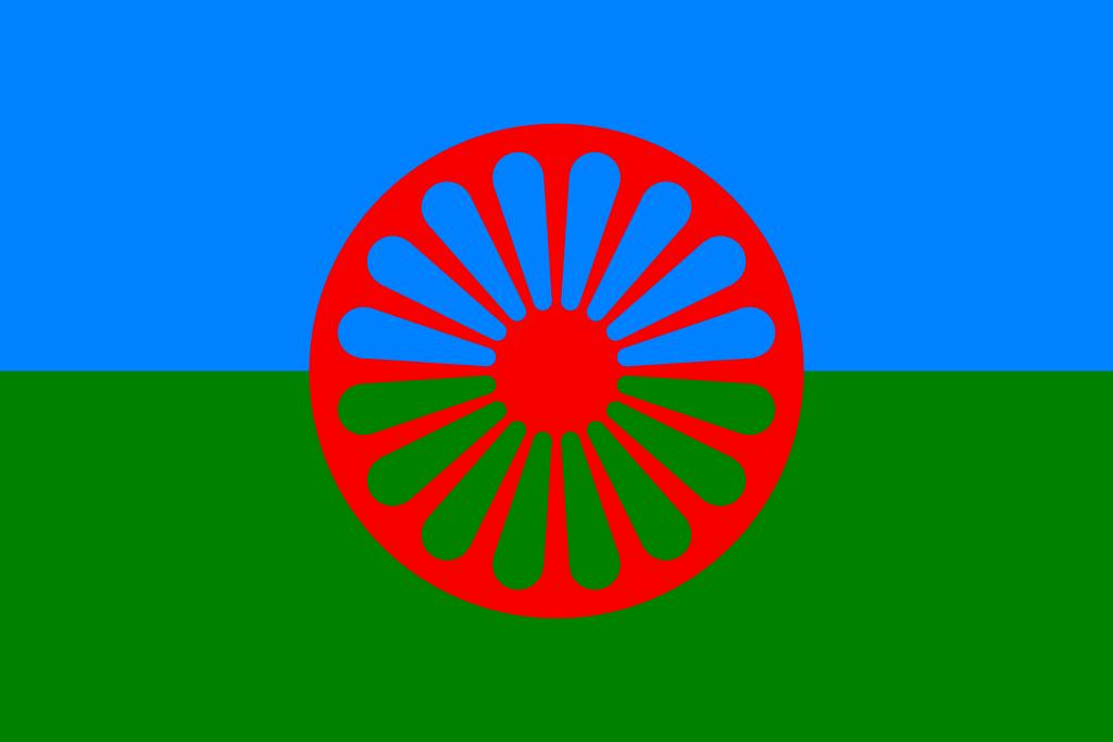 Día Internacional del Pueblo Gitano 2021 - Bandera Gitana