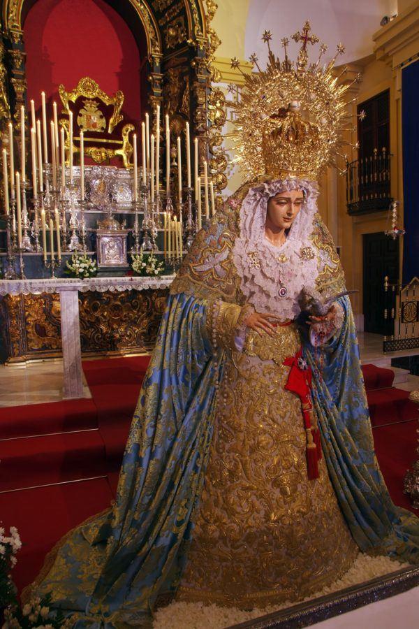 Que es el dia de la paloma toda su historia cuando es donde se celebra virgen en malaga