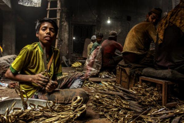 Dia mundial contra trabajo infantil