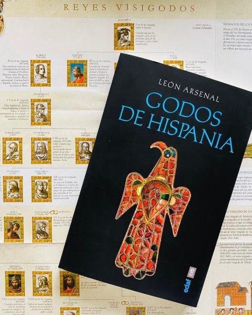 Libro Godos de Hispania