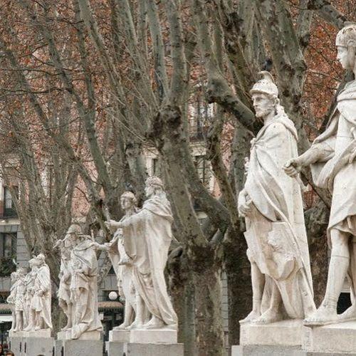 Estatua Reyes Godos