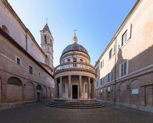 Templo de Bramante, Roma