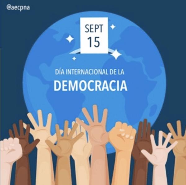 Día Internacional de la Democracia: cuándo es y cómo celebrarlo 15 de septiembre
