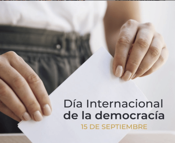 Día Internacional de la Democracia: cuándo es y cómo celebrarlo